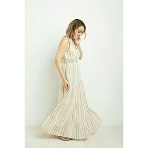 *Lauren Conrad Bohemian Maxi Dress*